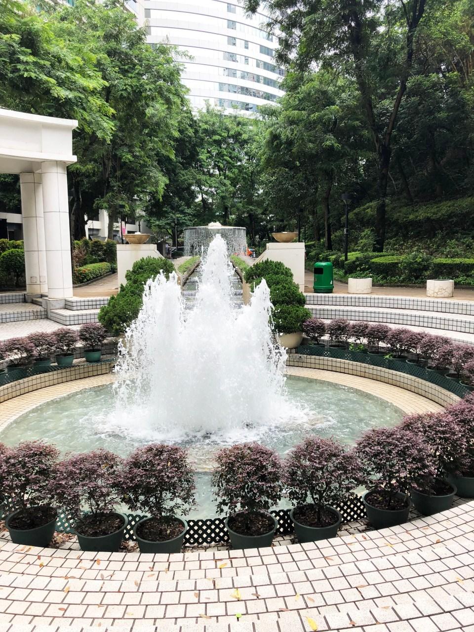 Hong Kong Park 1