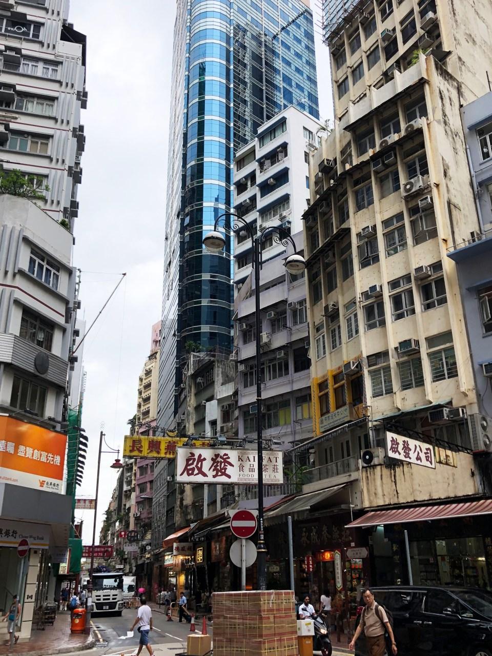 Hong Kong - Sheung Wan 1
