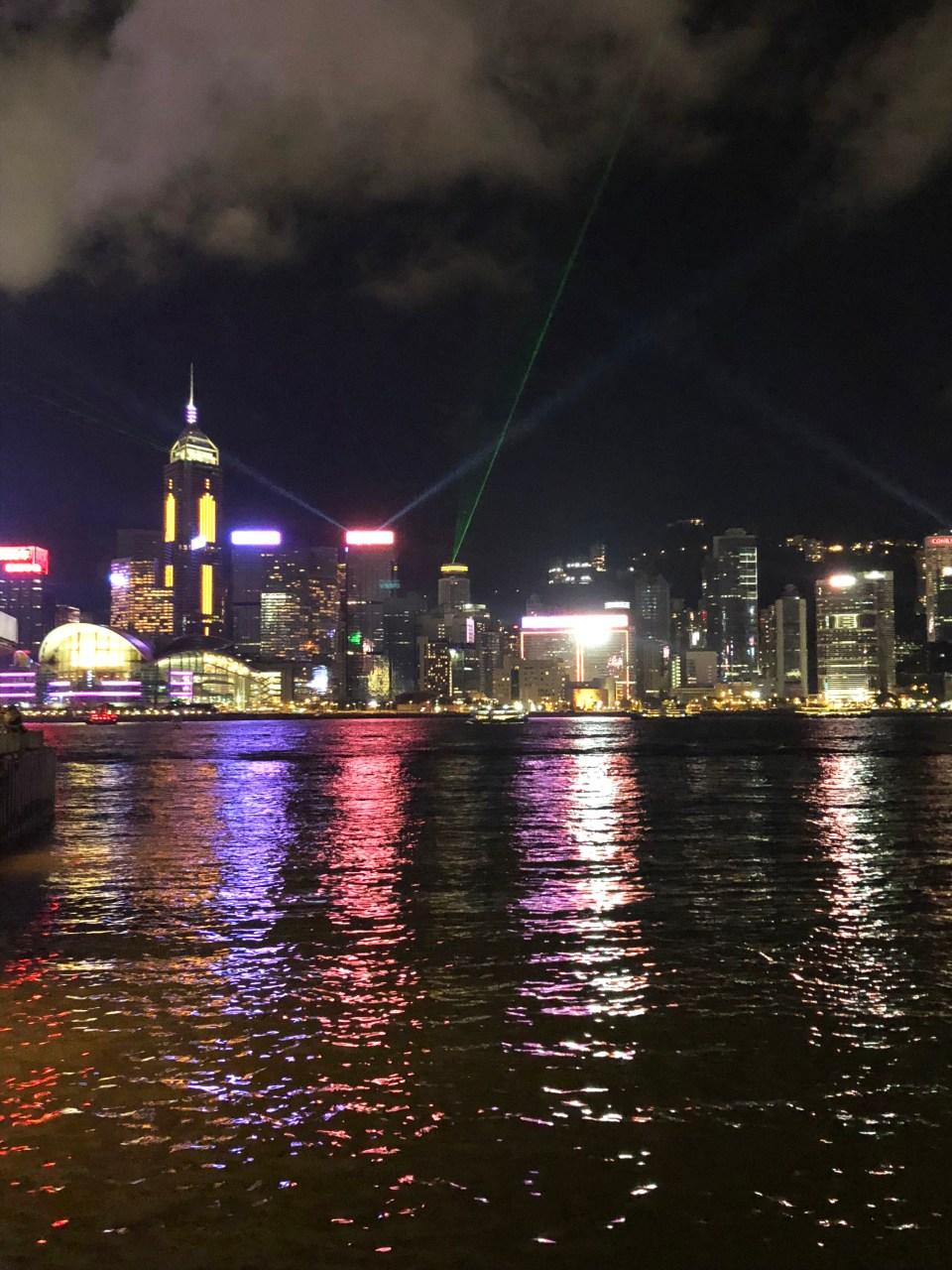 Hong Kong - Symphony of Lights 1