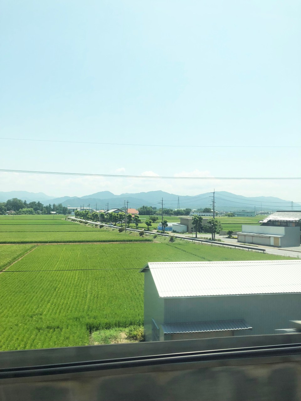 Japanese Bullet Train 1