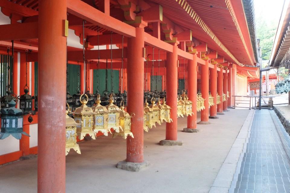 Kasuga Taisha Shrine 10