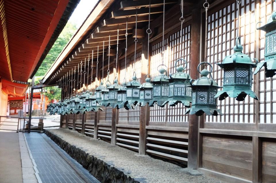 Kasuga Taisha Shrine 12