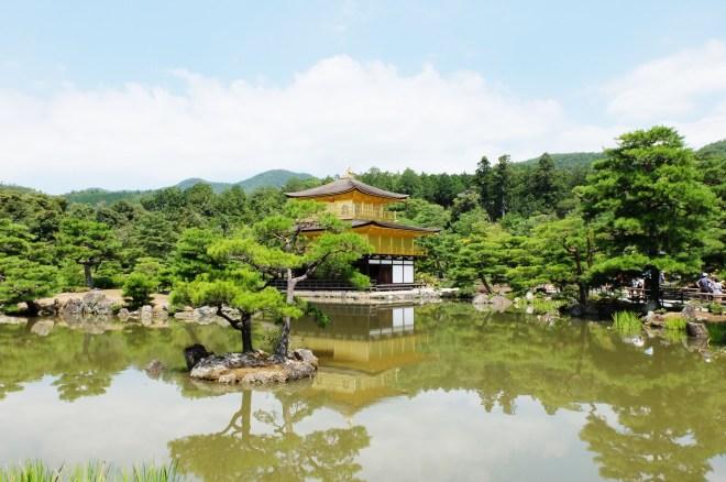 Kinkakuji - Golden Pavillion 1