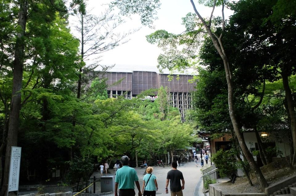 Kiyomizu Temple 4