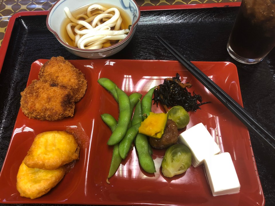 Kyoto - lunch