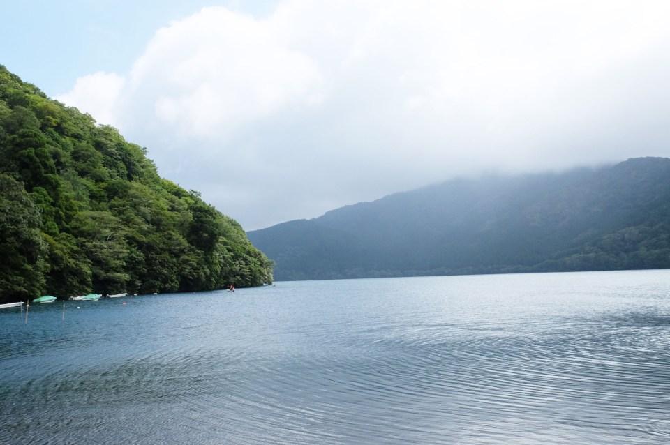 Lake Ashi 7