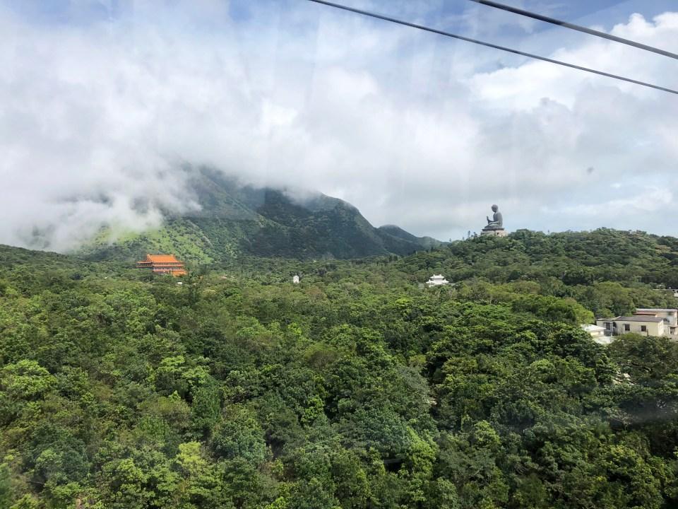 Lantau Island - Gondola 10