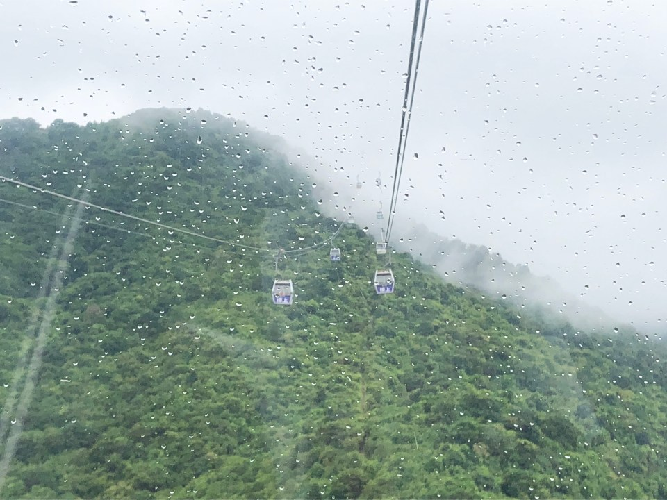 Lantau Island - Gondola 6