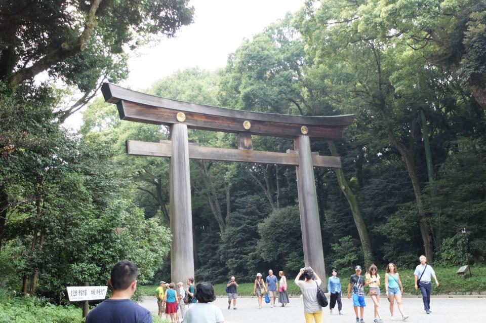 Meiji Shrine 4