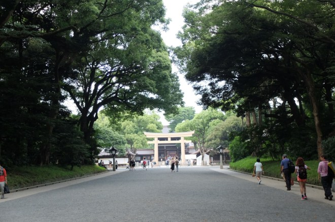 Meiji Shrine 5