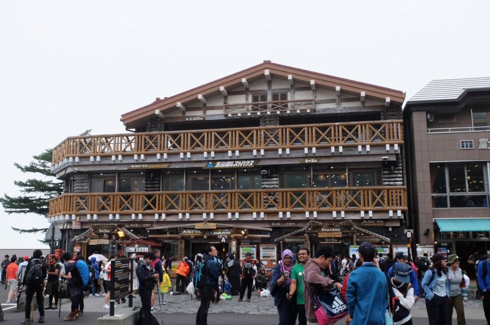 Mt. Fuji 5th Station 6