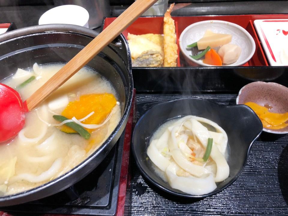 Mt. Fuji - Houtou Noodles 3