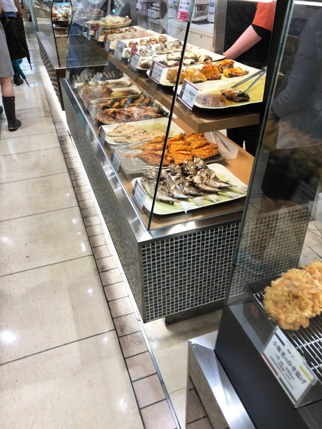Odakyu - Food hall 1