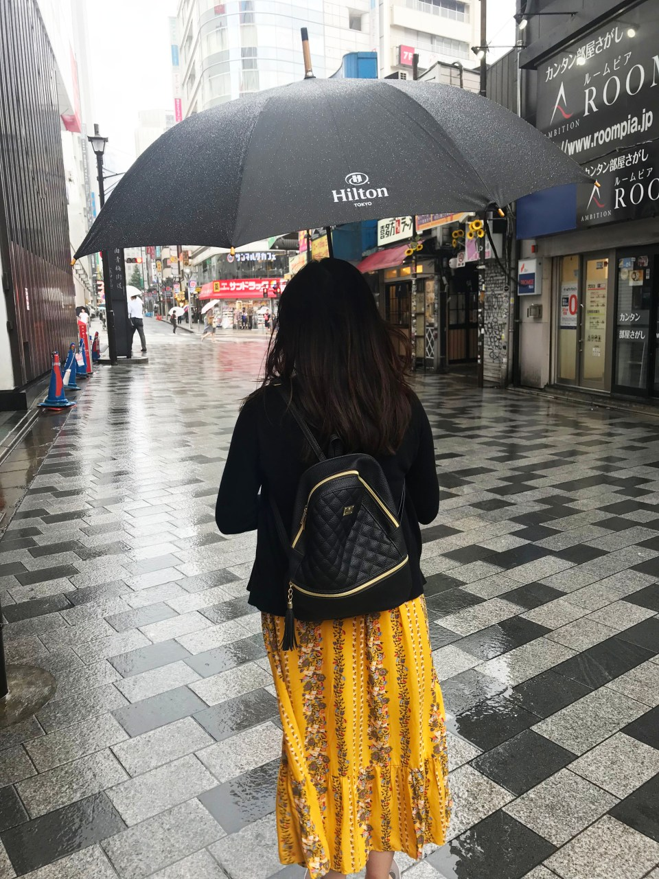 Rainy Tokyo 2