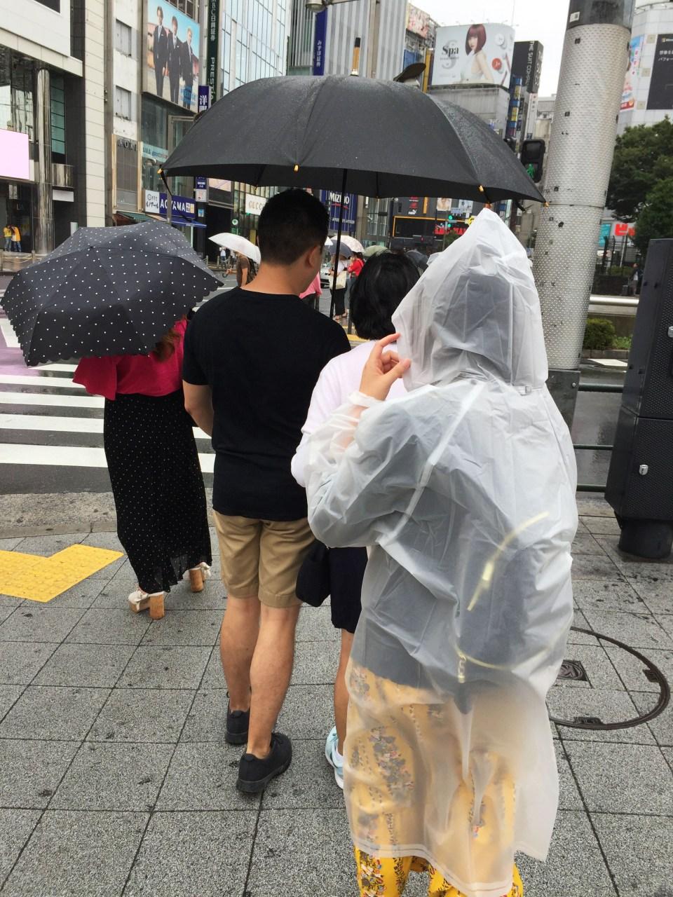 Rainy Tokyo 5