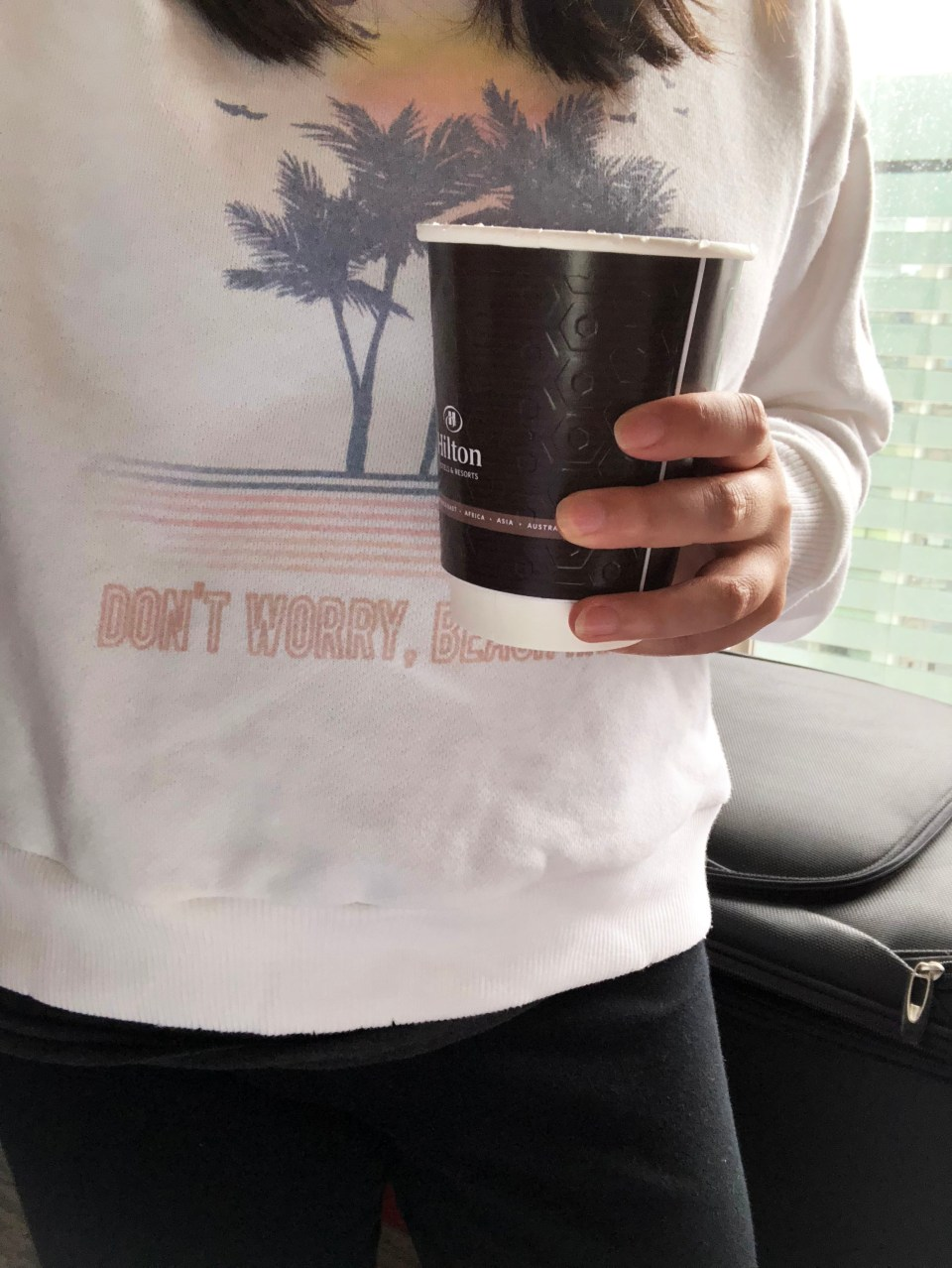 Rainy day & tea