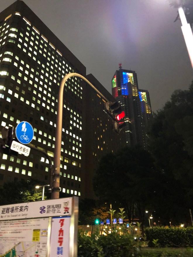 Shinjuku - night 1