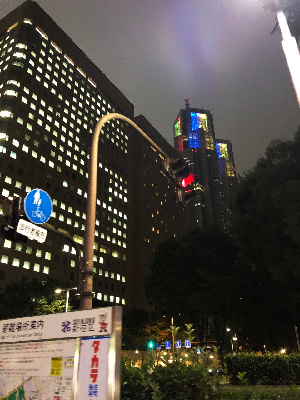 Shinjuku - night 1
