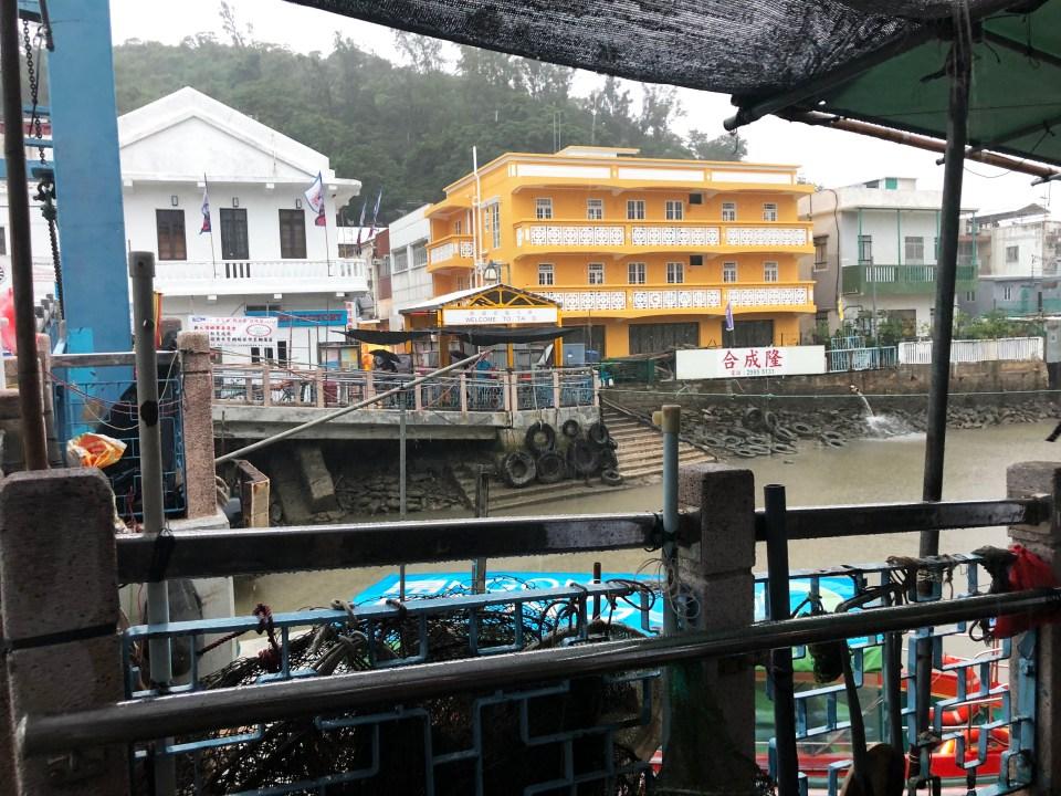 Tai O - fishing village 2