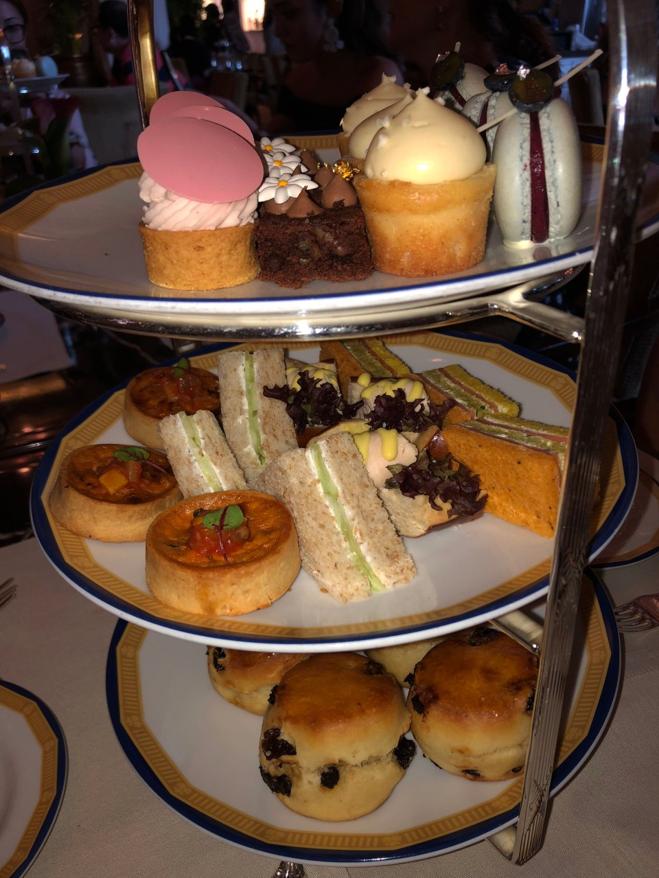 The Peninsula - High Tea 1