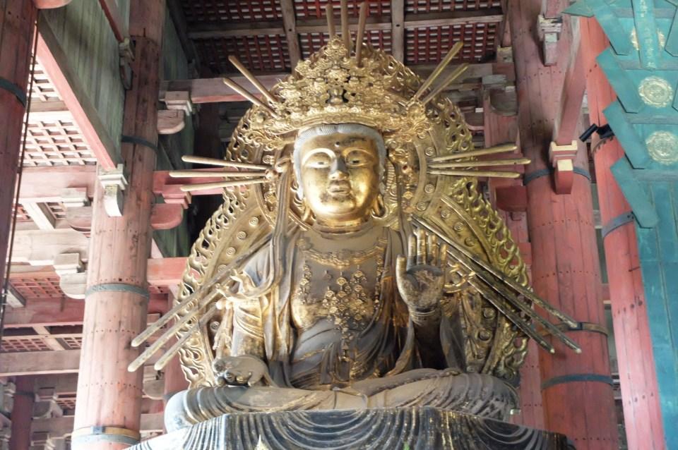 Todai-ji Temple 7