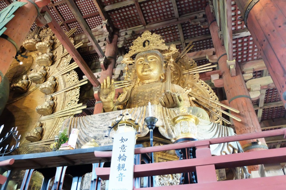 Todai-ji Temple 9