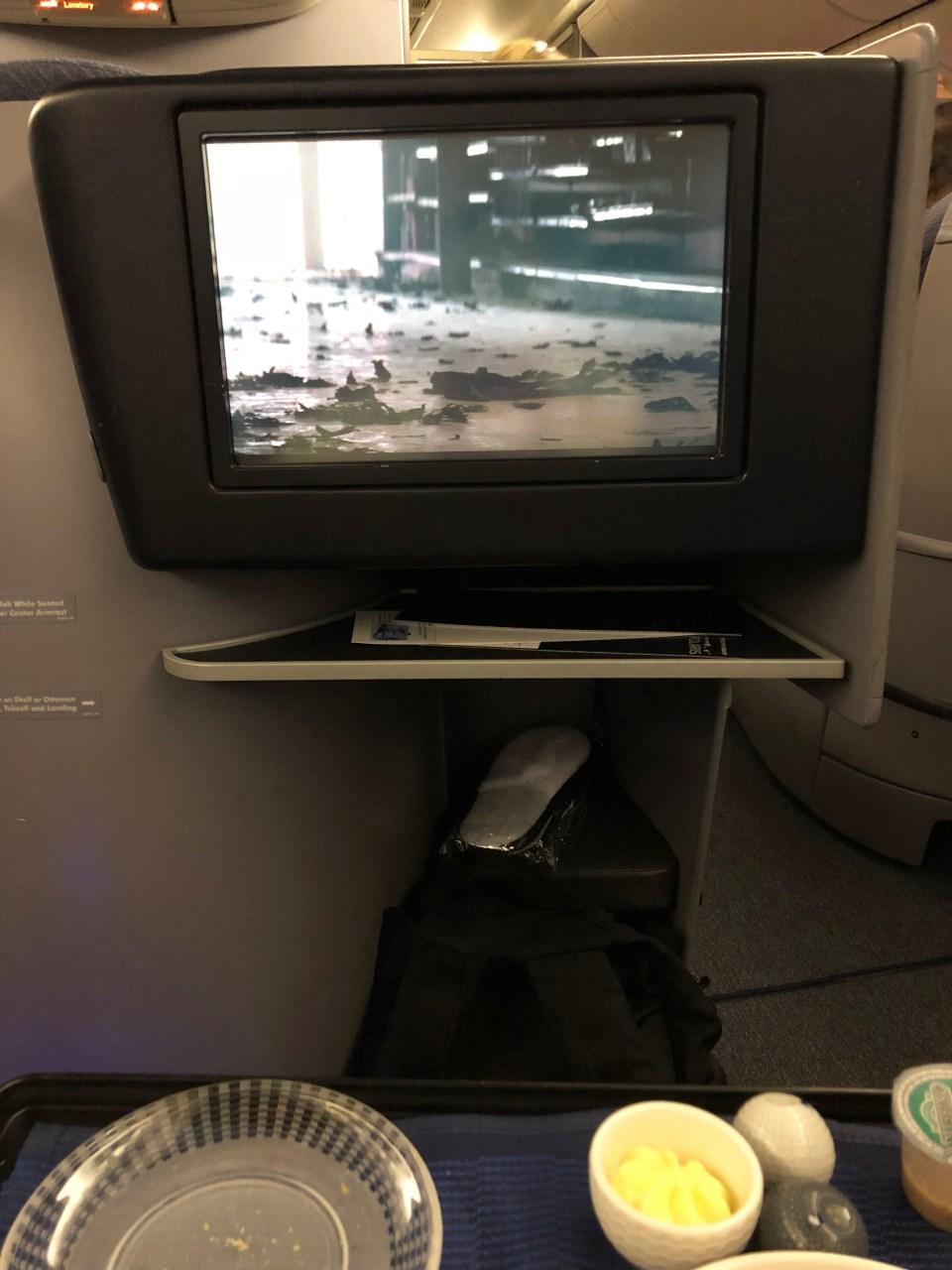 United Airlines - movie
