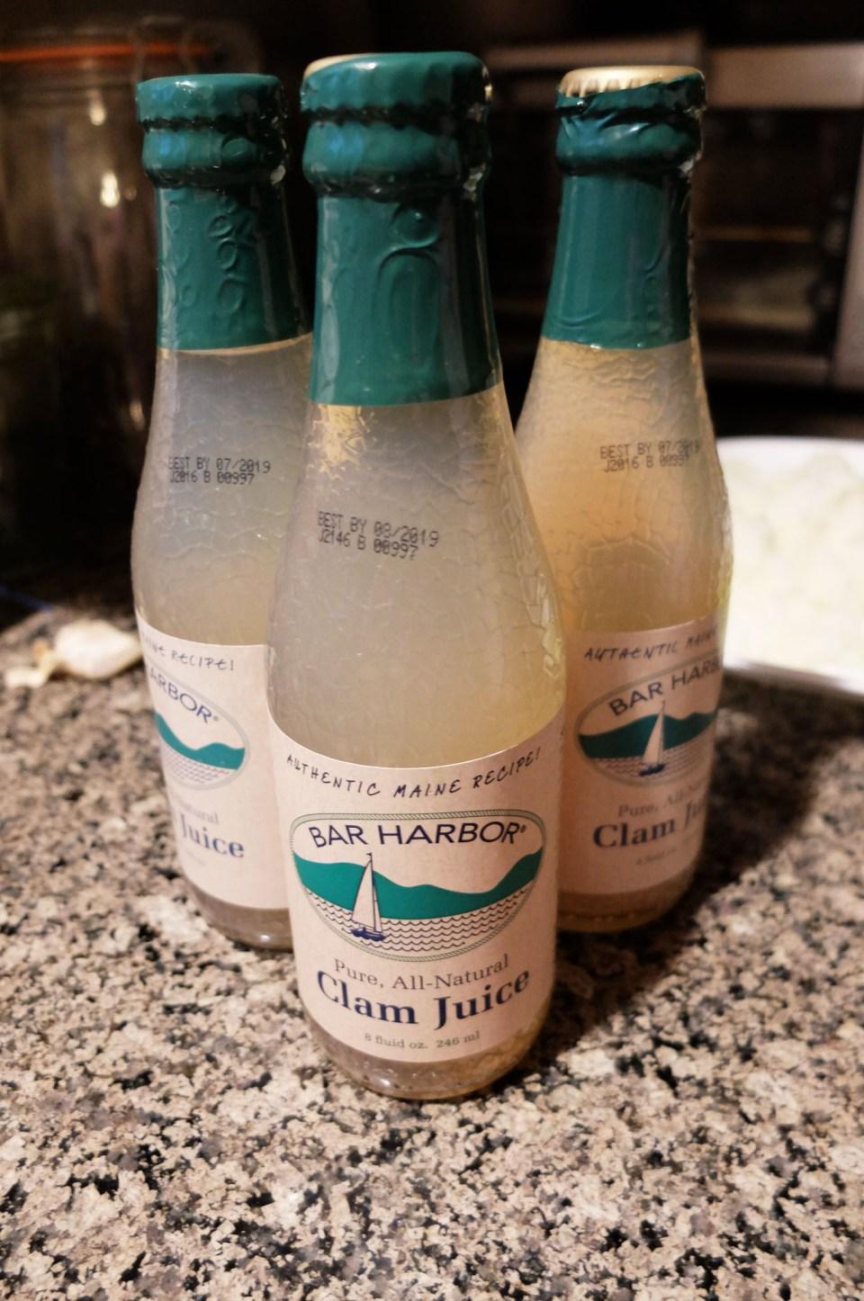 Clam Juice