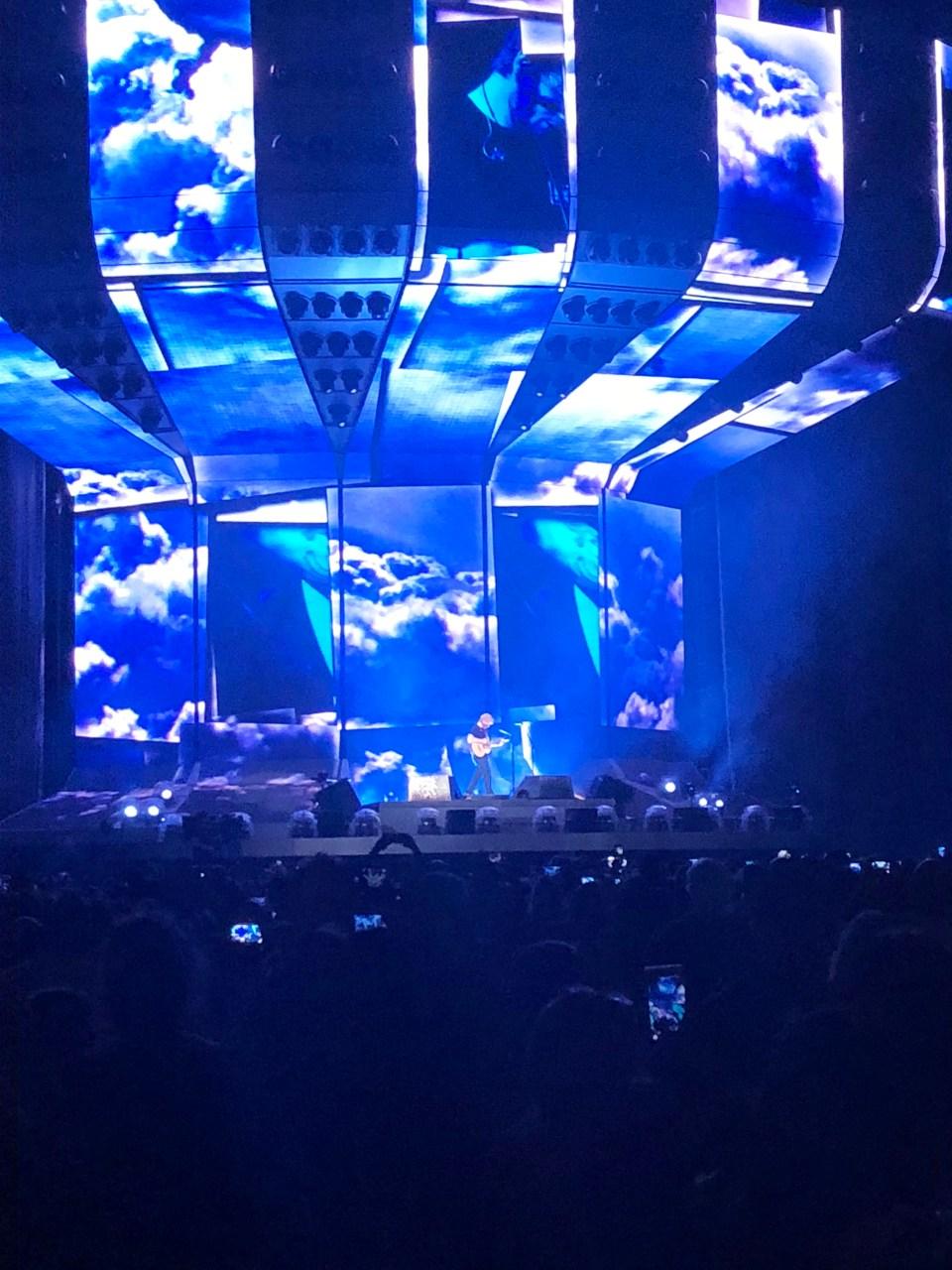 Ed Sheeran - Metlife Stadium 1