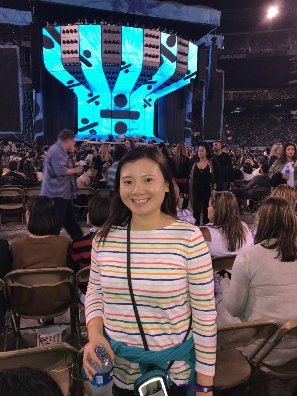 Ed Sheeran - Metlife Stadium