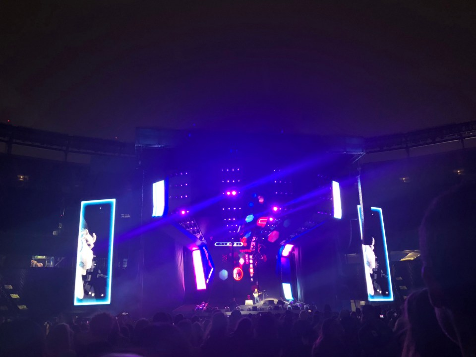 Ed Sheeran - Metlife Stadium 2