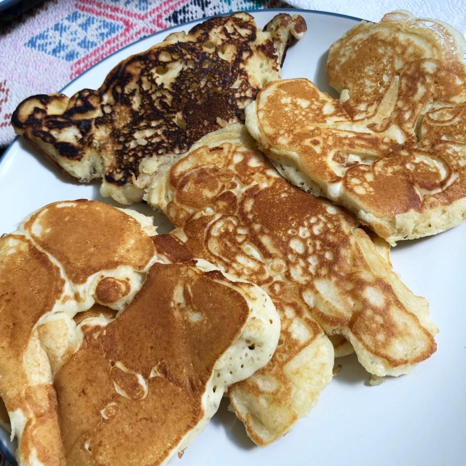 Star Wars pancakes 3