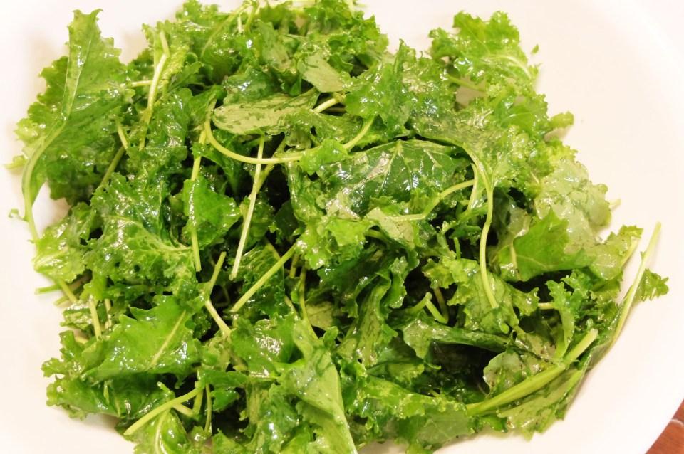 Baby Kale 1
