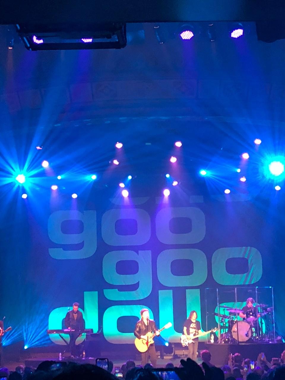 Goo Goo Dolls - Dizzy Up the Girl Anniversary 3