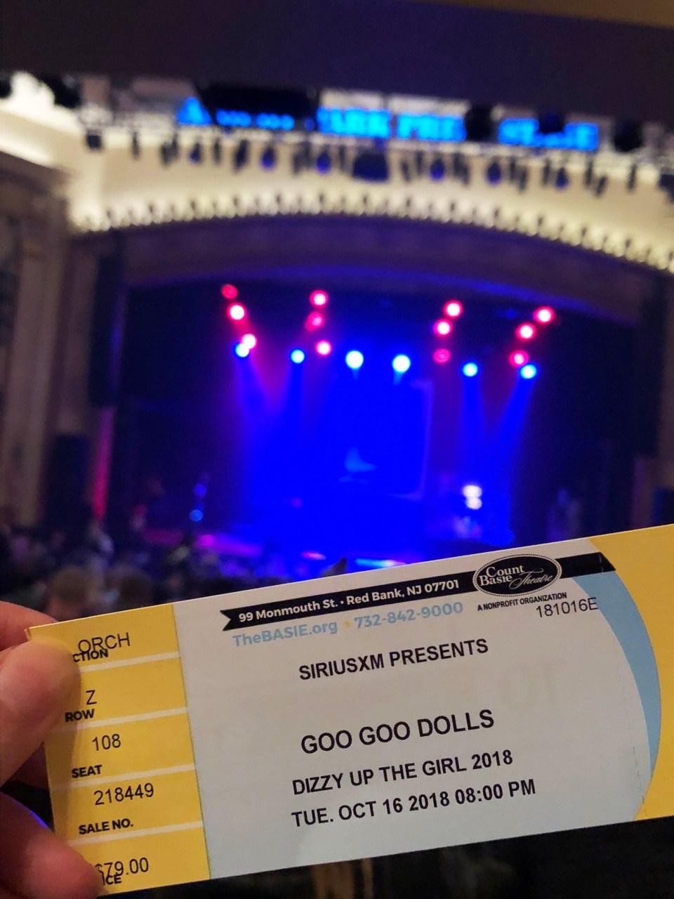 Goo Goo Dolls - Dizzy Up the Girl Anniversary 9