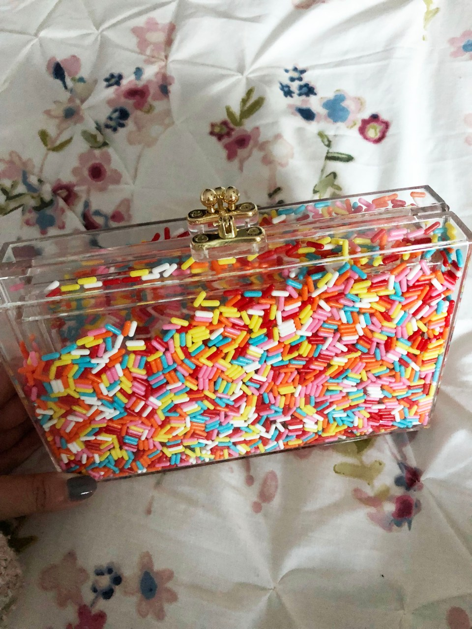 Museum of Ice Cream x Sephora - Sprinkle Clutch 3