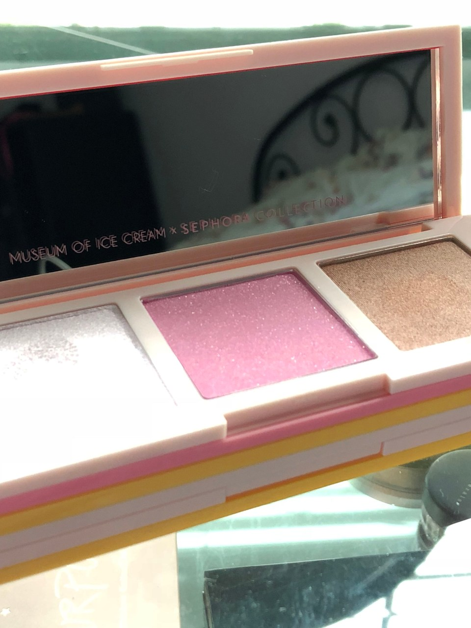 Museum of Ice Cream x Sephora - Sugar Wafer Palette 5