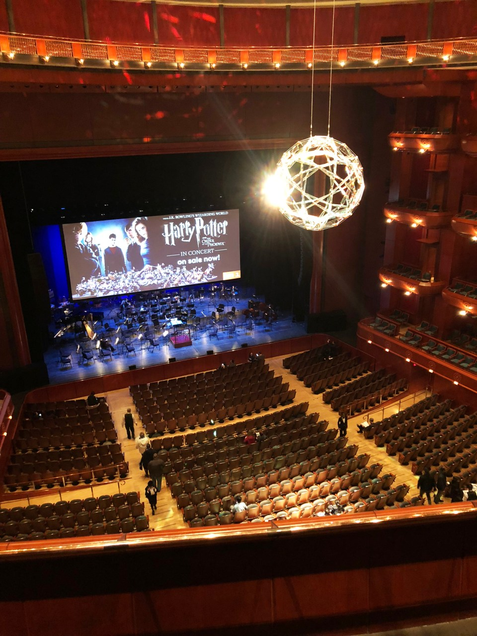 NJPAC Harry Potter & the Goblet of Fire Concert 2