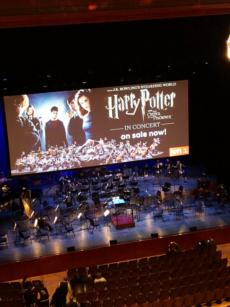 NJPAC Harry Potter & the Goblet of Fire Concert 3