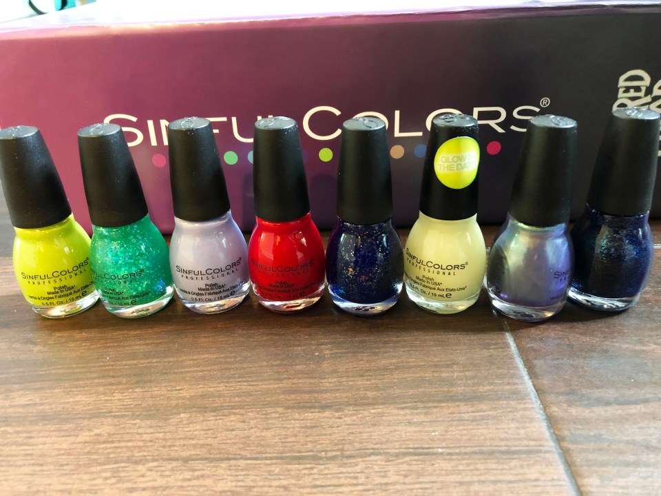 Sinful Colors - Conjured Color 5