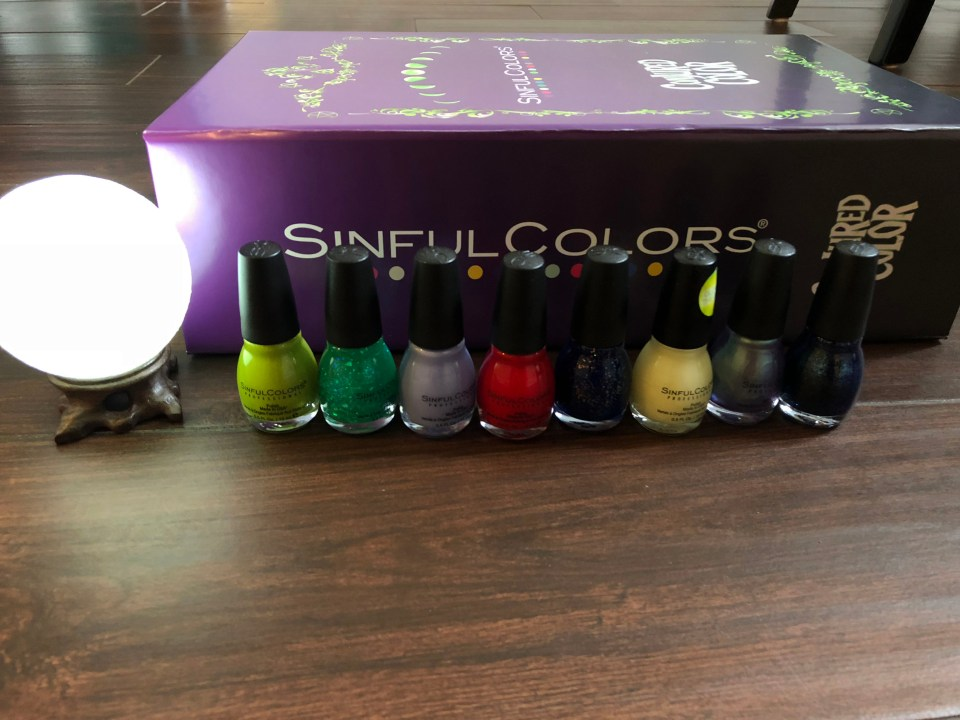 Sinful Colors - Conjured Color 6