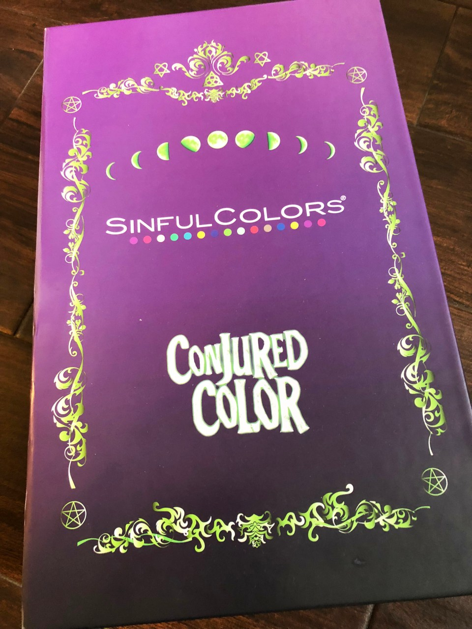Sinful Colors - Conjured Color