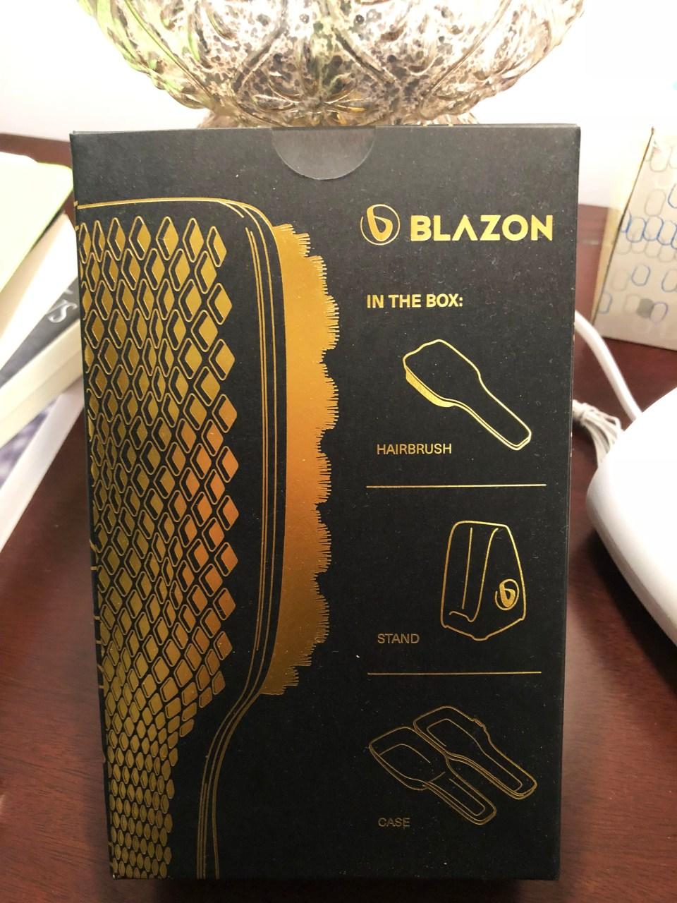 Blazon Brush