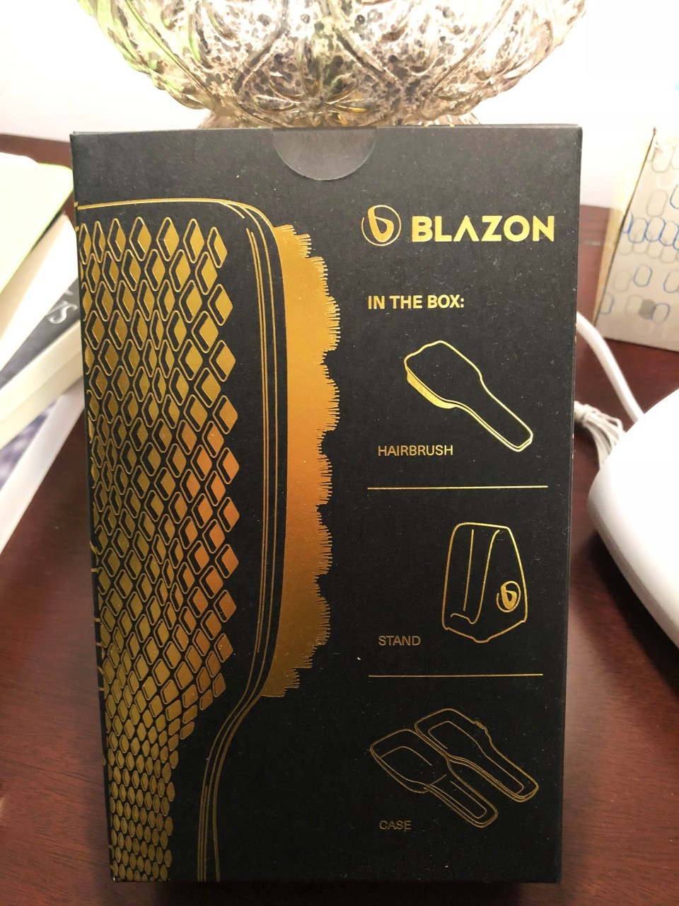 Blazon Brush