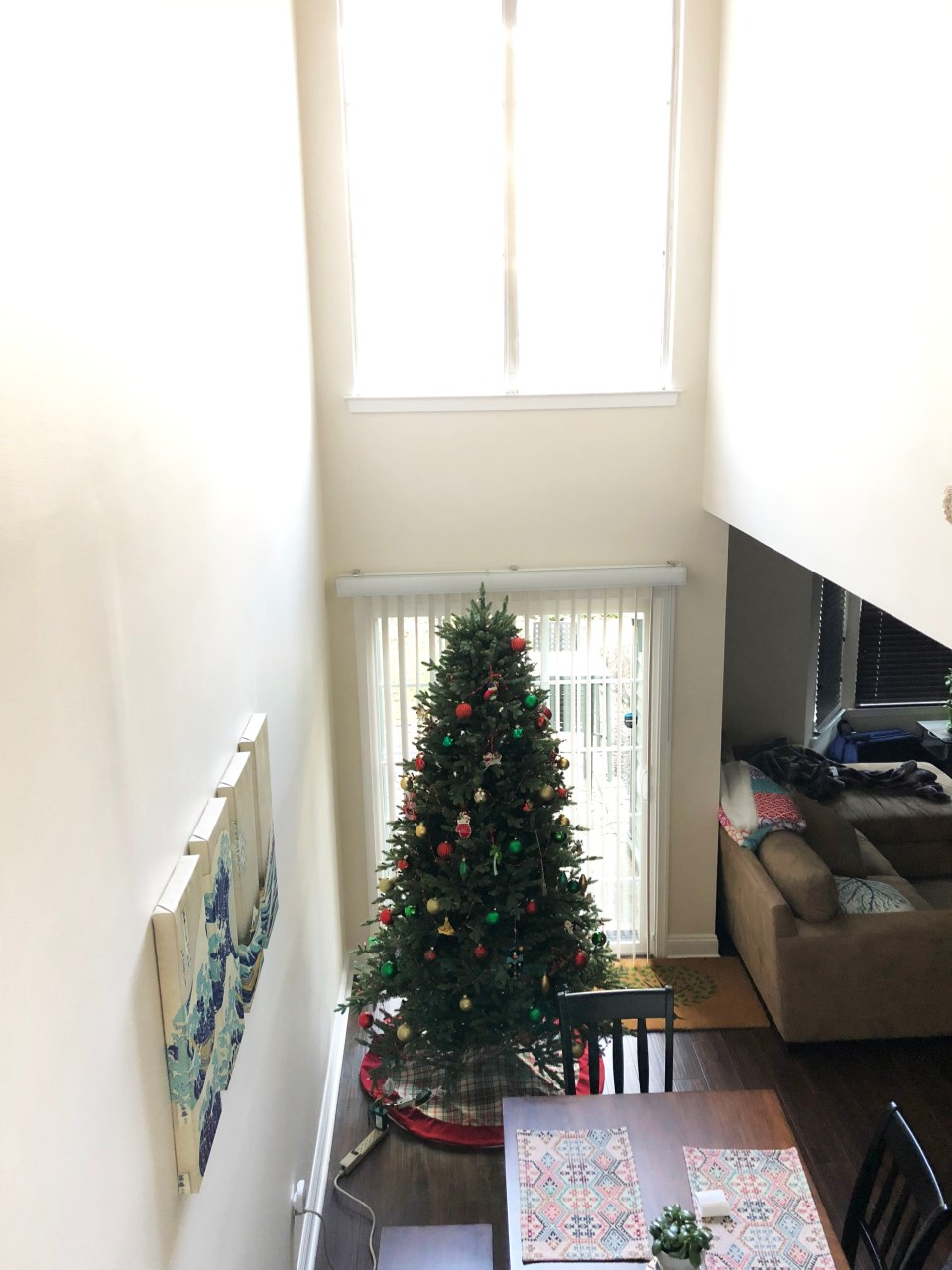 Christmas Tree - Daytime 1
