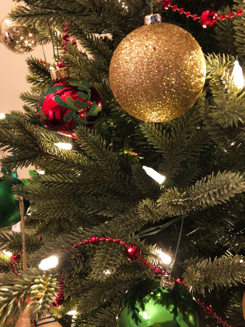 Christmas Tree - Nighttime 10