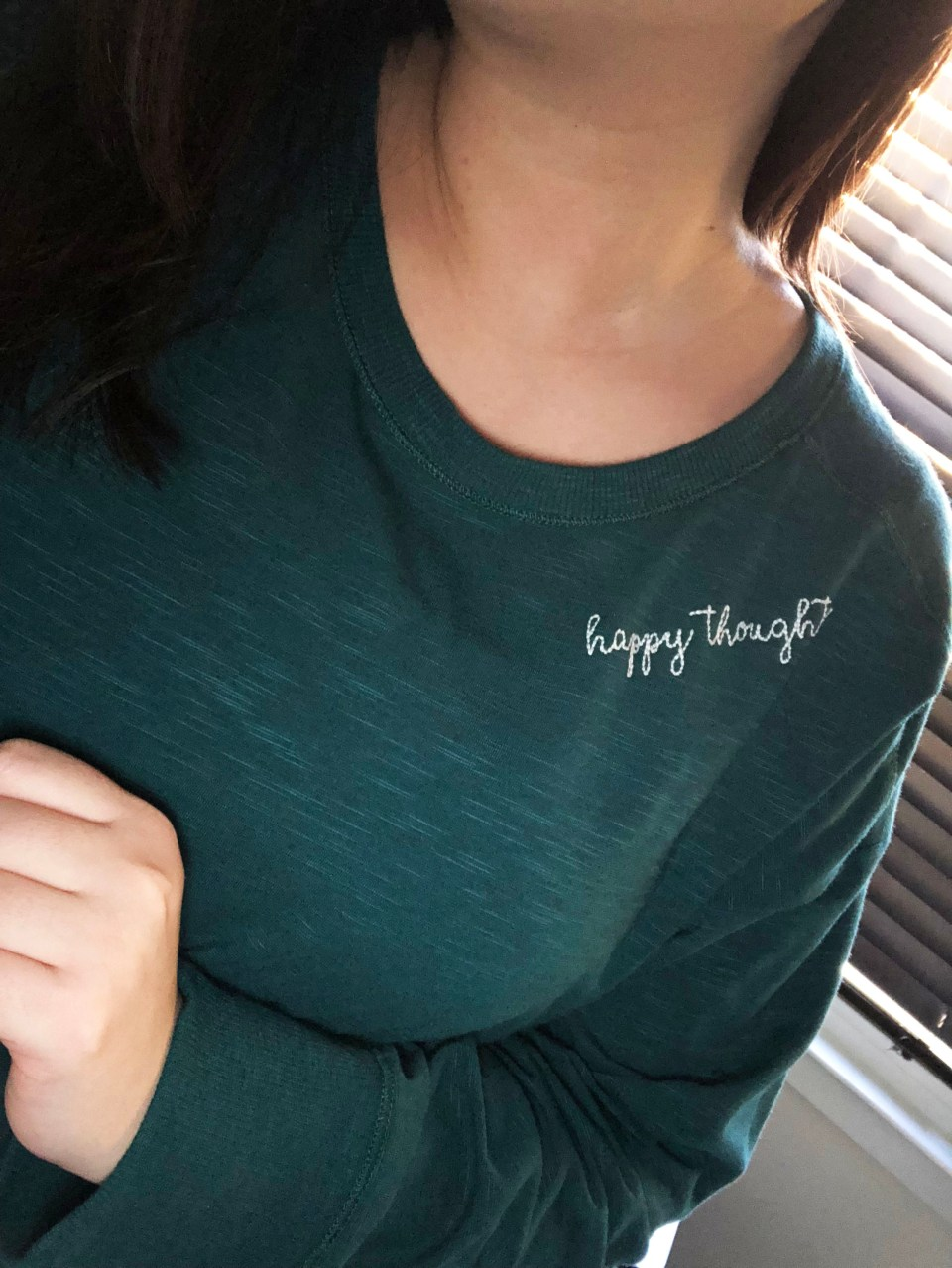 Happy Thoughts Tee + Star Joggers 5