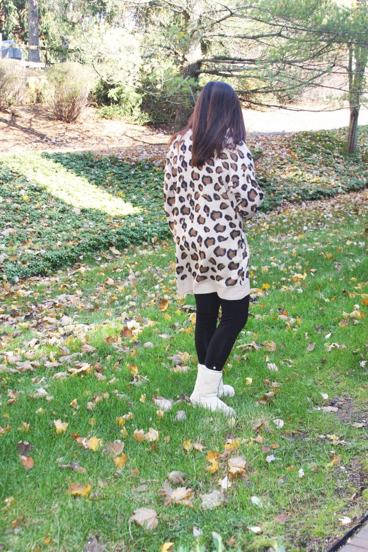 Leopard Cardigan 14