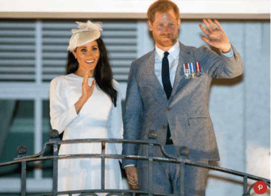 Meghan Markle - Grand Pacific Hotel
