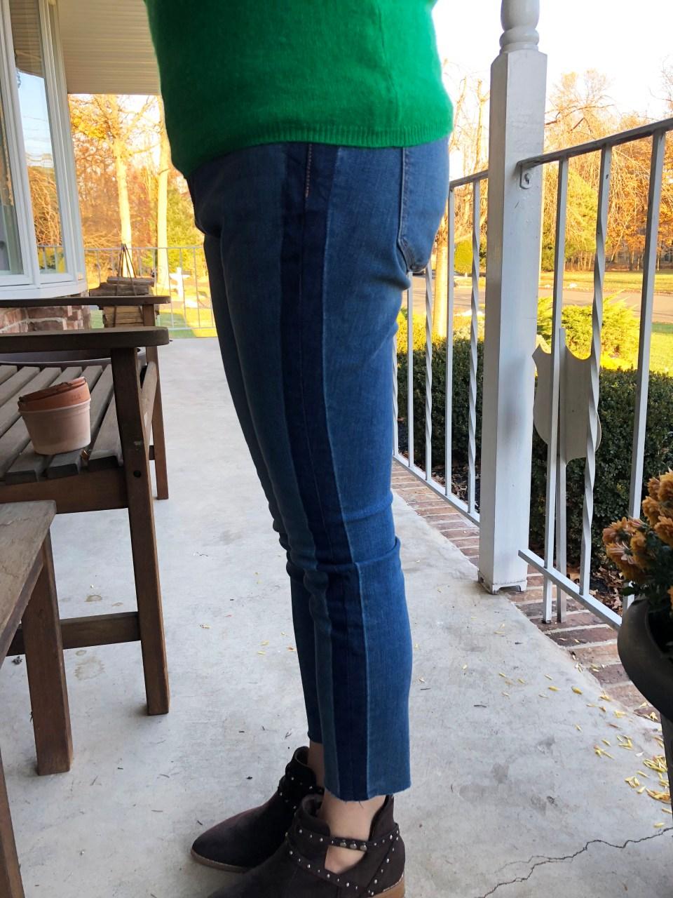 Striped Jeans 5